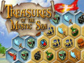 Žaidimai Treasures of the Mystic Sea