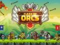 Žaidimai Clash of Orcs