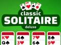 Žaidimai Classic Solitaire Deluxe