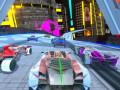 Žaidimai Cyber Cars Punk Racing