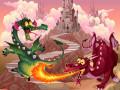 Žaidimai Fairy Tale Dragons Memory