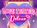 Žaidimai Love Tester Deluxe