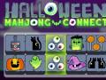 Žaidimai Mahjong Connect Halloween