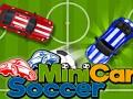 Žaidimai Minicars Soccer