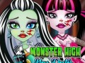 Žaidimai Monster High Nose Doctor