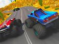 Žaidimai Monster Truck Extreme Racing