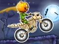 Žaidimai Moto X3M Spooky Land