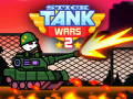 Žaidimai Stick Tank Wars 2