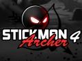 Žaidimai Stickman Archer 4