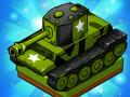 Žaidimai Super Tank War