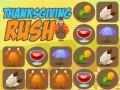 Žaidimai Thanksgiving Rush